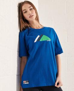 Superdry Womens Mountain Sport T-Shirt