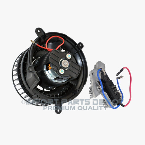 Regulator Mercedes-Benz SLK230 SLK320 CLK320 CLK430 New AC Heater Blower Motor