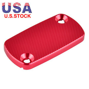 Front Brake Reservoir Cap Cover for Honda CR 80 85 125 250 500 CRF 150 250 450
