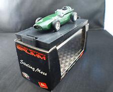LA MINI MINIERA brumm n° 28 Vanwall F1 Moss Monaco 1958 1/43 neuf boxed/boite
