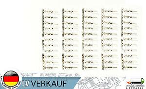 50Stueck-2-54mm-Stecker-JR-Crimpkontakte-fuer-22-28AWG-Kabel-Arduino-DIY