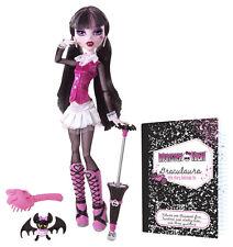 Monster High Draculaura ORIGINAL FAVORITES Sammlerpuppe SELTEN BBC65