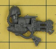 Warhammer 40K SM Dark Angels Deathwing Command Terminator Heavy Flamer