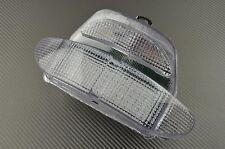 Luz trasera LED claro con señal vuelta integrado Honda CBR 900919 RR 1998 1999