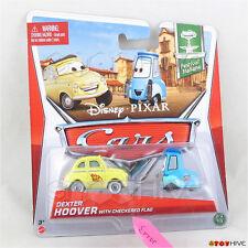 Disney Pixar Cars 2 Race Team Luigi & Guido 2013 ERROR CARD Italiano collection