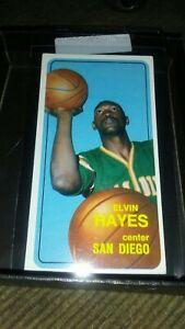1970-1971-Topps-Elvin-Hayes-San-Diego-170-ex-Basketball-Card