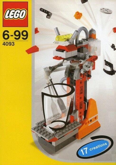 Lego Creator Inventor  4093 Wild Sealed Windup NEW Sealed Wild da29ca
