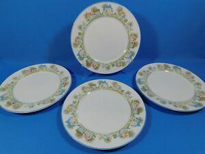 4-Lenox-Village-Dinnerware-Set-Dinner-Plates-10-75-034-EXC