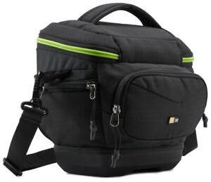 Case-Logic-KDM-101-Black-Compact-system-Hybrid-camera-Shoulder-bag-BNWT