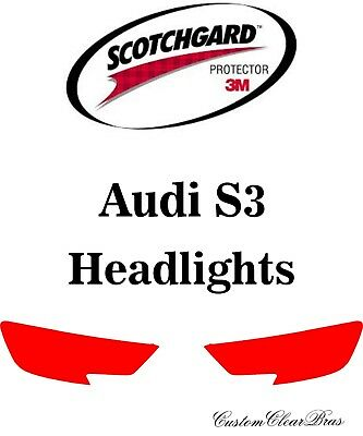 3M Scotchgard Paint Protection Film Pro Series Clear Kit 2017 2018 2019 Audi S3