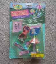 Polly Pocket Fun Fair Happy Flyers - Rocket Ride - Bluebird 1997 NEW in BOX!!