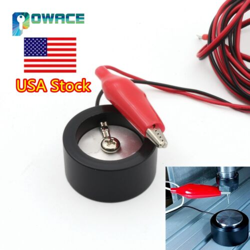 【US】CNC Engraving Machine Z Axis Setting Touch Plate Zero Check Mach3 Probe Tool