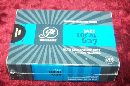 Gonzalez Hand Select Argentina Reeds Strength /& Qty! Choose Your Instrument