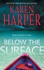 Below the Surface Harper, Karen Mass Market Paperback