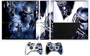 Video Games & Consoles Aliens 257 Vinyl Decal Skin Sticker For Xbox360 Slim E And 2 Controller Skins High Quality And Inexpensive
