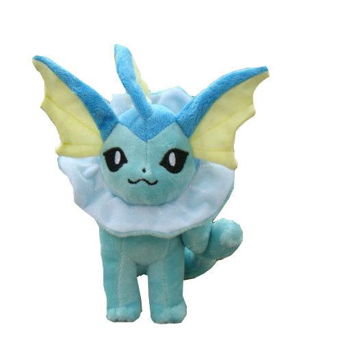 Pokemon Vaporeon Plush  Soft Toy Classic Plush Toys Christmas Gifts
