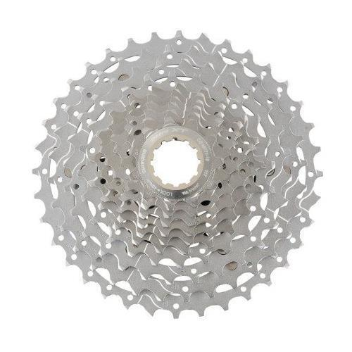 Shimano CS-M771 XT Bicycle Cassette 10-Speed, 11//36T, Silver