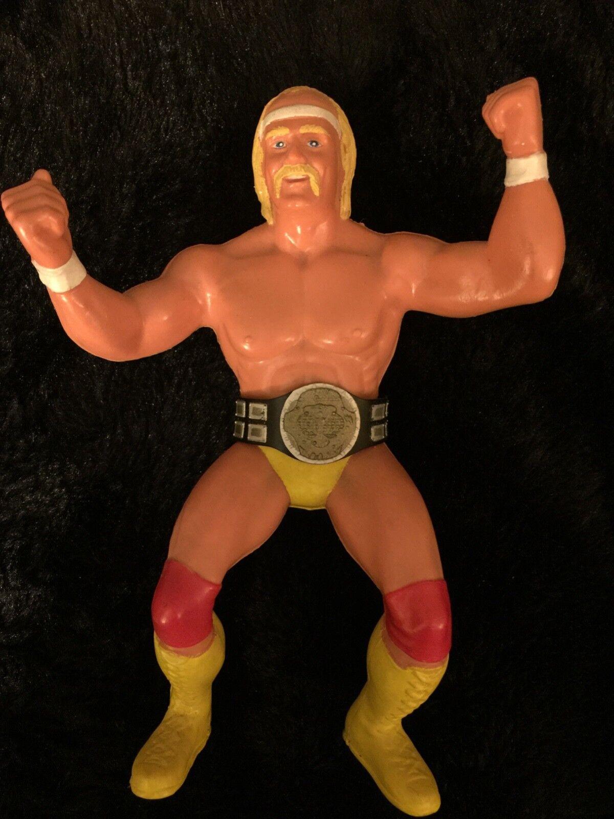 Hulk Hogan LJN Wrestling Figure (1984) (Vintage)