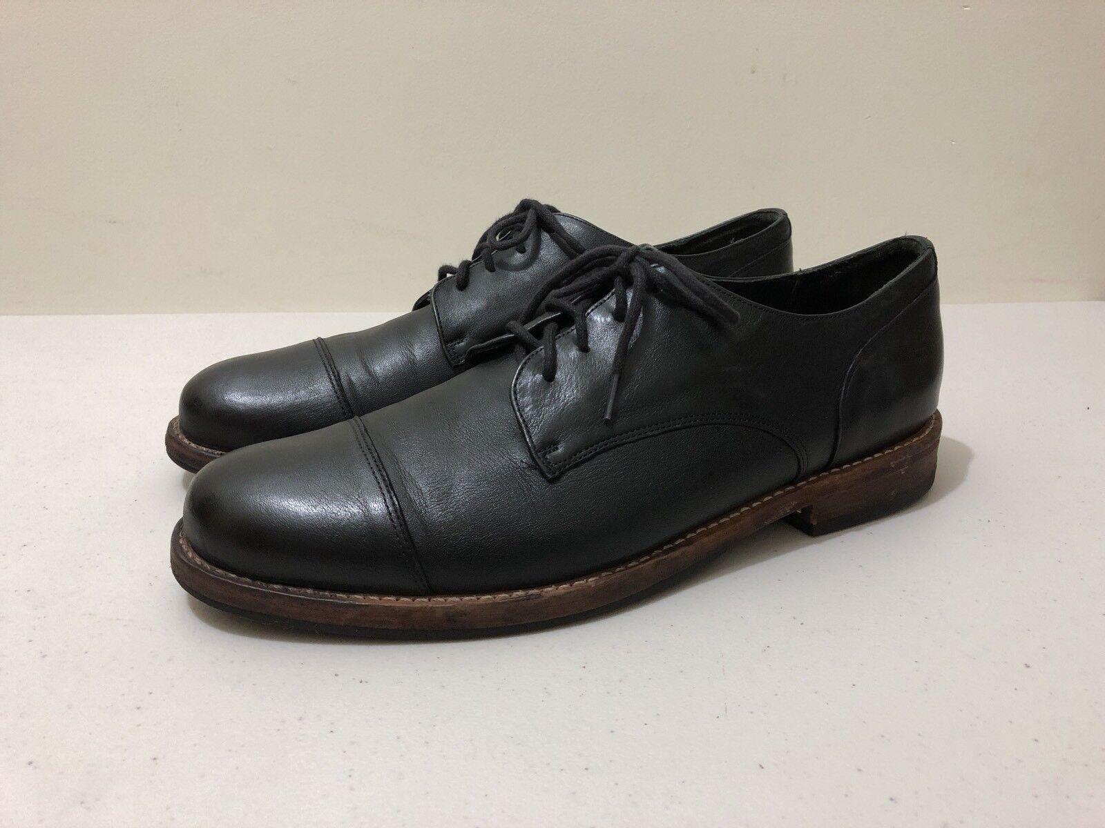 Zapatos De Cuero Belmore para hombre   Excelente Cond Estilo con cordones de negocios formal