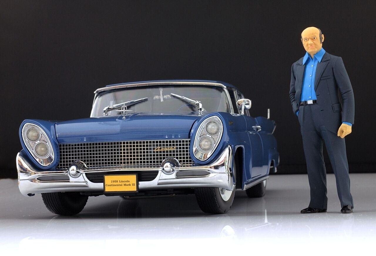Bill Mitchell Figur für für für 1 18  Higway 61 H61 Chevrolet RAR 451ba9
