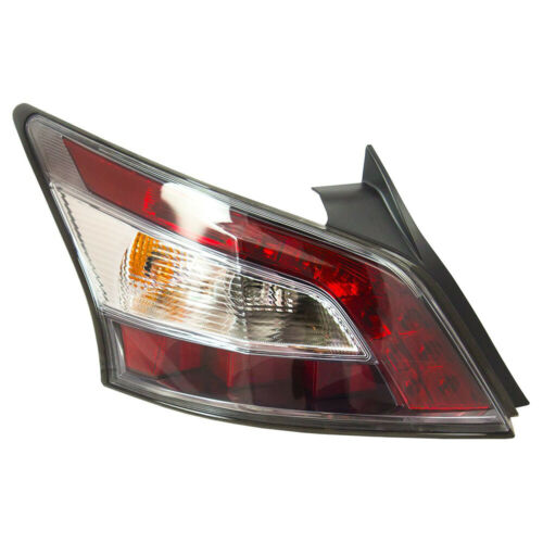 Tail Light Driver Left Fits 2012-2014 Nissan Maxima
