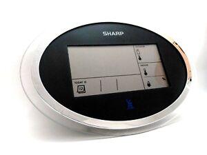 Sharp Digital Atomic Clock