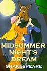 A Midsummer Night's Dream by William Shakespeare (Paperback / softback, 2014)
