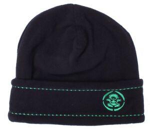 af1f306dd SALTROCK Boys Fleece BEANIE HAT Embroidered Tok Logo NAVY