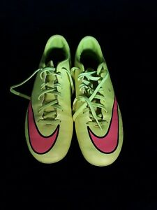 Details about women's size 6 5 Nike mercurial soccer cleats
