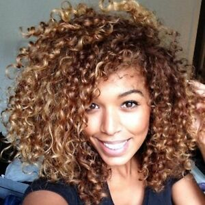 Women-Fashion-Short-Brown-Shaggy-Afro-Curly-Cosplay-Heat-Resistant-Hair-Full-Wig