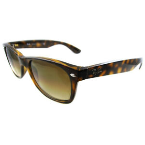 c2bc21cf383 Ray-Ban Sunglasses New Wayfarer 2132 710 51 Light Havana Brown ...