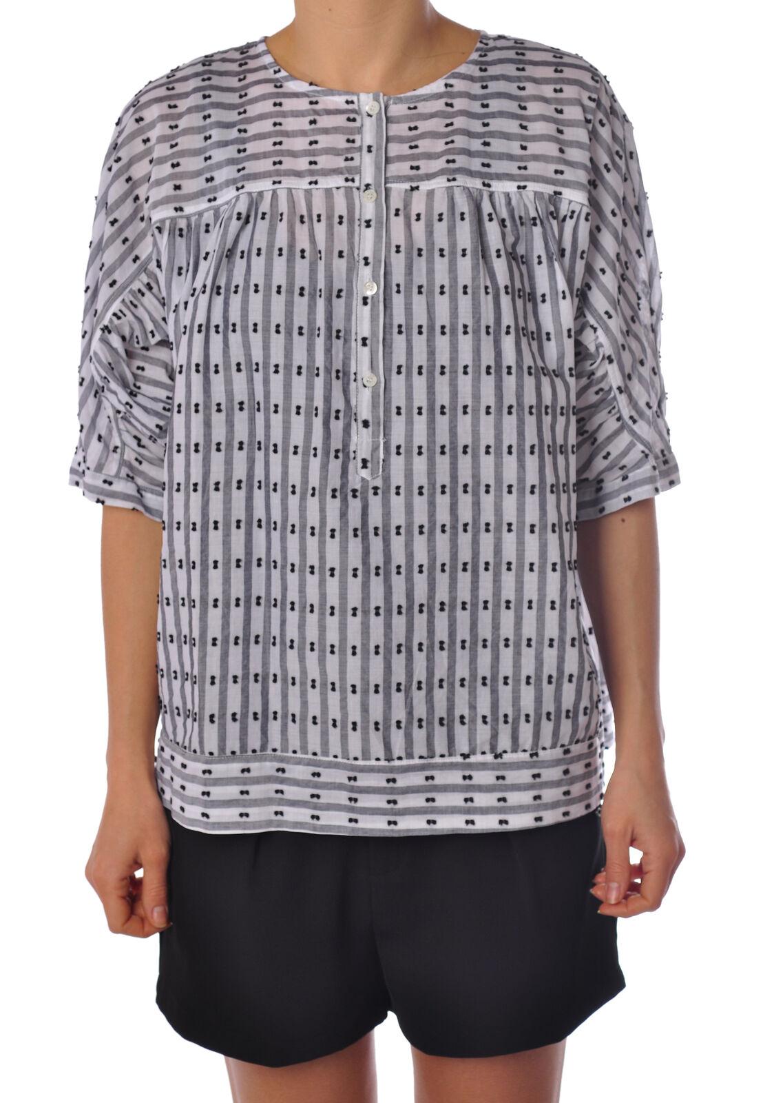 Ottod'ame  -  Shirt - Female - schwarz - 1916013A184215