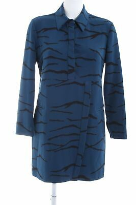Bimba & Lola Black Belted Coat Dress size S IT 38