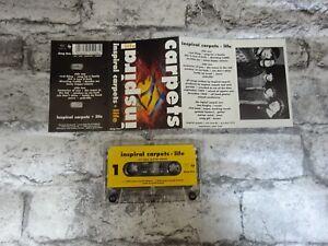 Image is loading INSPIRAL-CARPETS-Life-Cassette-Album-Tape-UK-4389