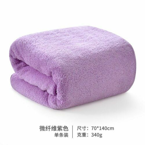 Details about  /Bath Towels Adults 1Pc Summer Microfiber Beach Towel Gym Spa Swimming Body Towel