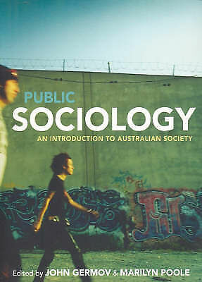 Public Sociology by John Germov 2006 Poole Introduction To Australian Society