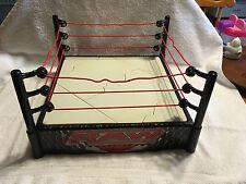 WWE Wrestling Mattel FlexForce BREAKDOWN BRAWL RING tna raw nxt wwf jakks hasbro