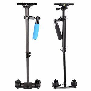 40/60cm Carbon/Metal Handheld Stabiliser Steadycam for DSLR Cameras DV Camcorder