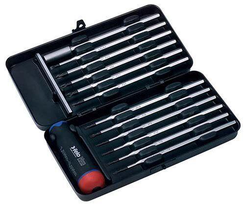 Felo 0715752041 Set of 13 Torque Screwdrivers, 100 Series