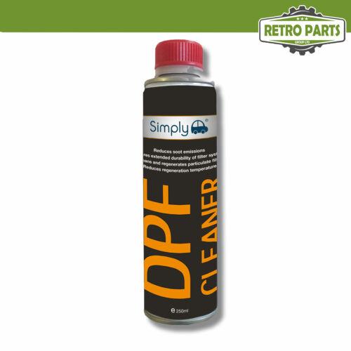 Diesel Particulate Filter Regeneration Fluid Pro DPF Cleaner for Skoda