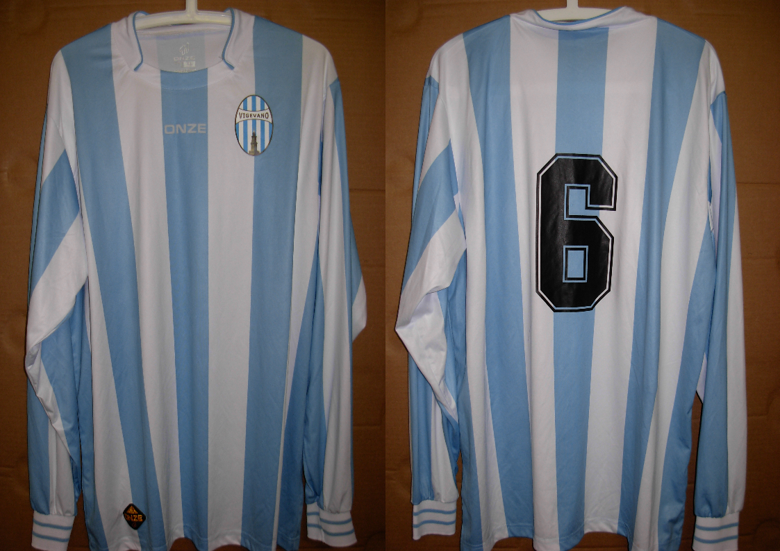Maglia Maglia Maglia shirt vigevano onze nr 6 taglia XL match worn   Di Qualità Fine    Fine Anno Vendita Speciale    Della Qualità  44de7d