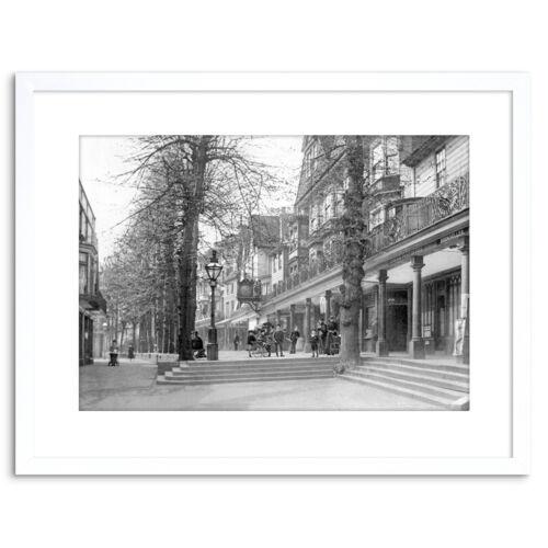 Vintage Foto Tunbridge Wells cobijas Inglaterra enmarcado impresión 9x7 pulgadas