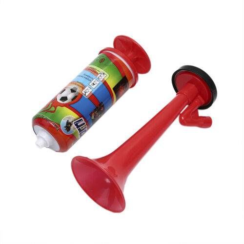 Cheerleading Soccer Ball Fans Horn Adjustable Trumpet Child Toy Hands Push HXBUK