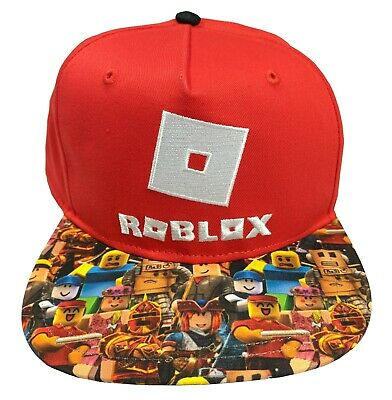 Roblox Hat Boys Character Snapback For Kids 9786931864799 Ebay