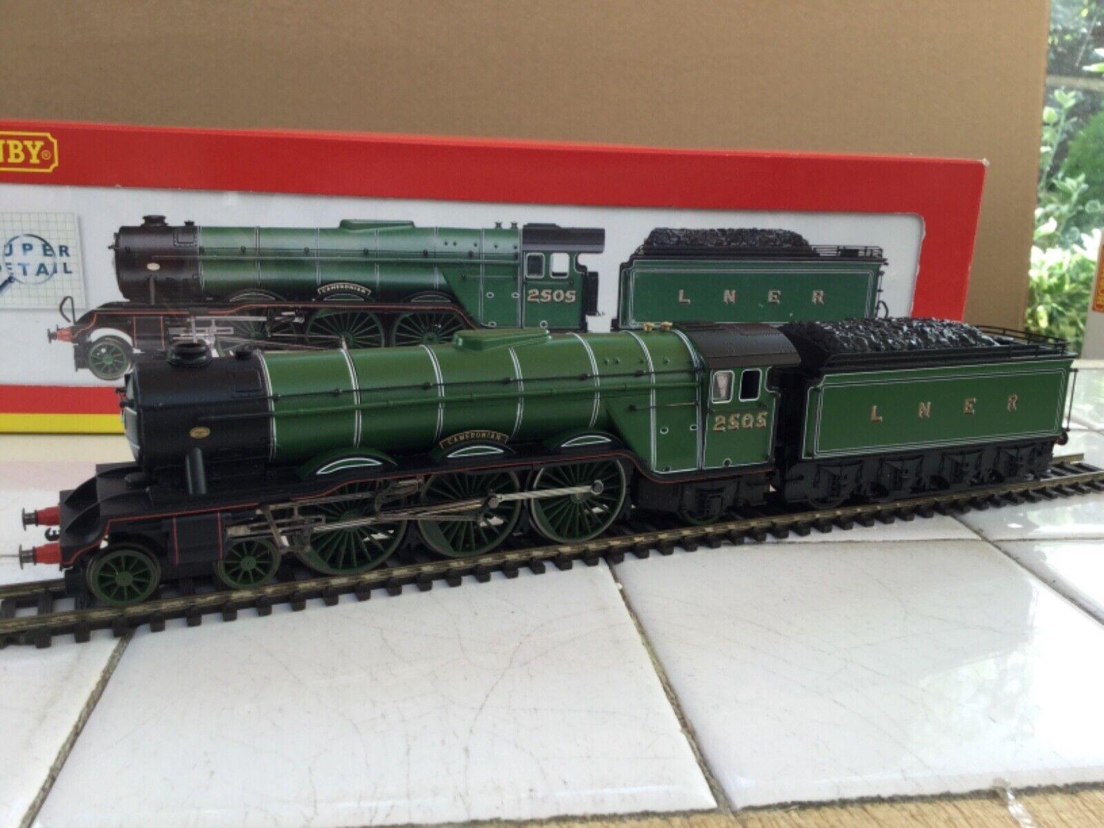 Hornby OO R2103 LNER 4-6-2 A3 Class Loco 2505 Cameronian