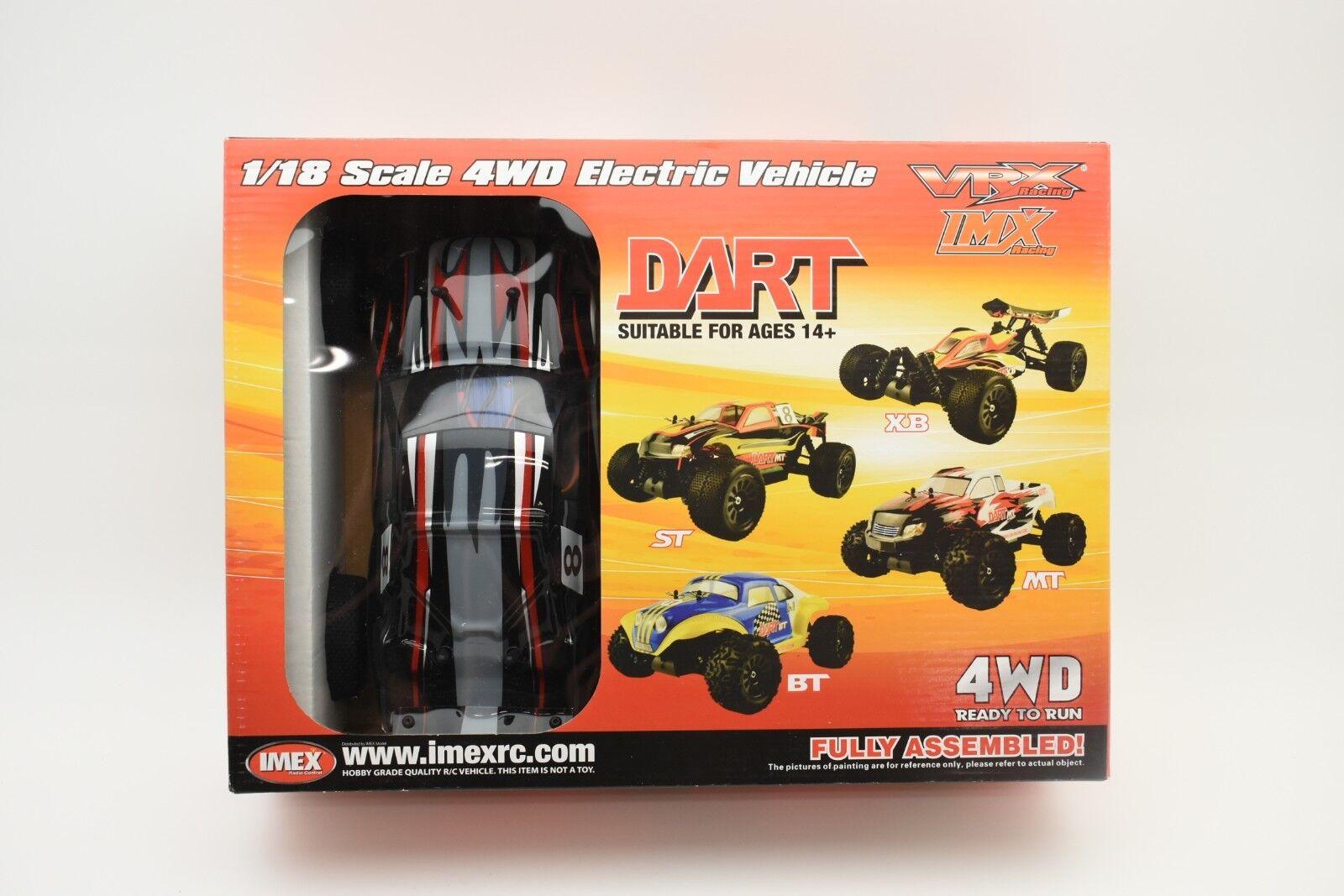 VRX18822-MT   Dardo Mt senza Spazzole 1 18 Scala 4wd Elettrico Veicolo ( Reb )