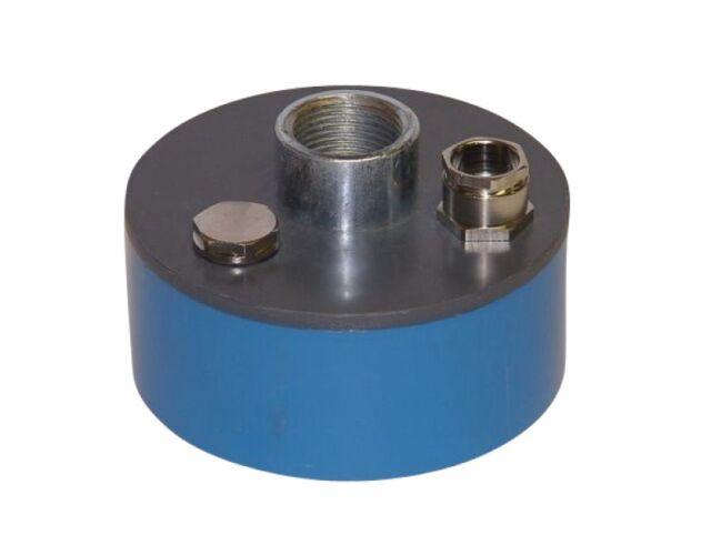 """SW 0,3 mm 12 m Brunnenrohr mit Filterrohr DN100 Brunnenrohre 4/"""""""