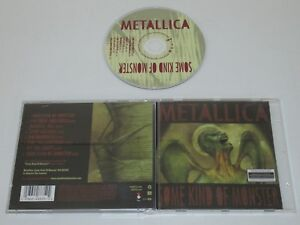 Metallica-Some-Kind-of-Monster-Elektra-CDW-48835-CD-Album
