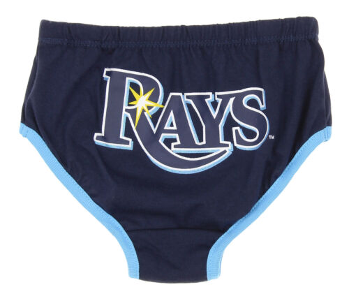 Outerstuff MLB Infants Tampa Bay Rays Swing Away Cross Tank /& Bottoms Set