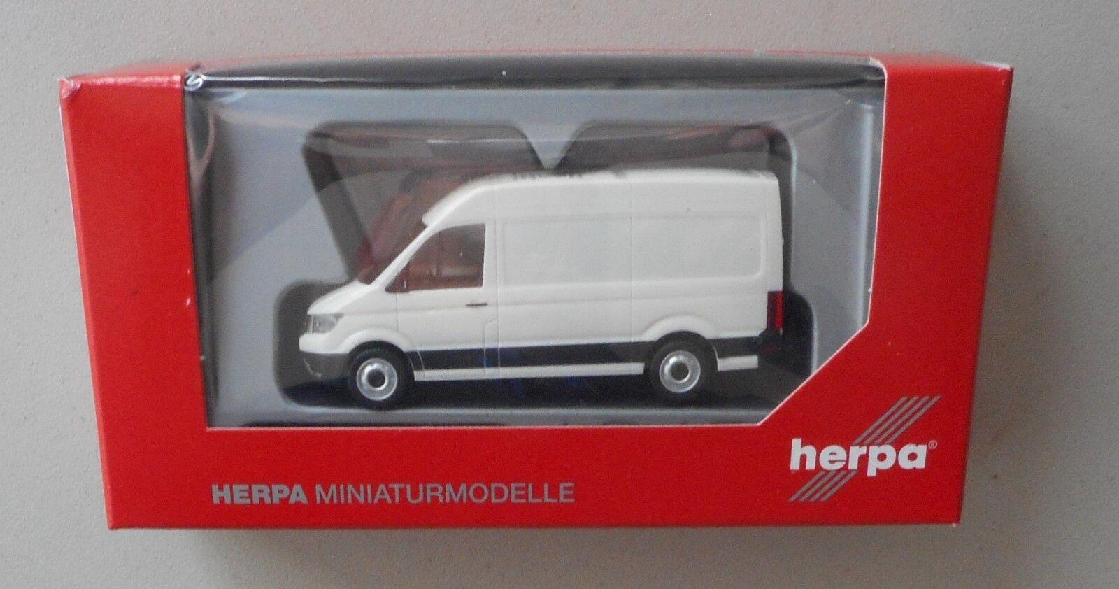 """Herpa 094269-1//87 VW CRAFTER BUS ad alta tetto /""""einsatzleitwagen FW amare Castello"""
